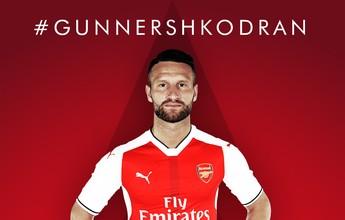 Arsenal contrata zagueiro alemão campeão mundial por R$ 148 milhões