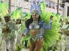 Camila Silva, rainha da Mocidade, fala de erro em julgamento: 'Espero justiça'