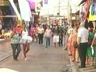 Comércio estende horário para compras de Natal em Campos, no RJ