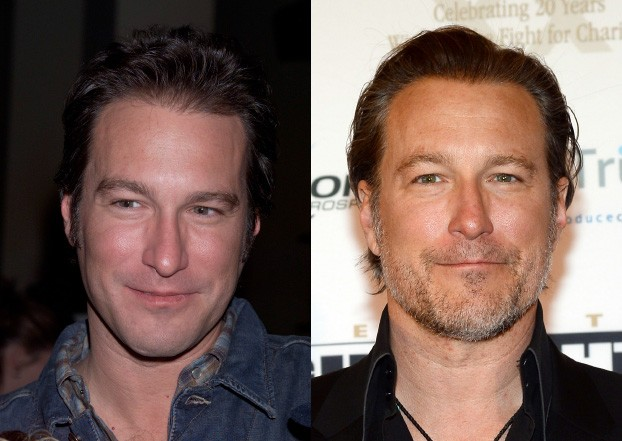 Em Fevereiro de 2002, Corbett tinha 40 anos. Hoje, o ator está com 53. (Foto: Getty Images)