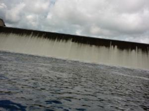 Açude Gameleira, localizado na Bacia do Litoral (Foto: Cogerh)