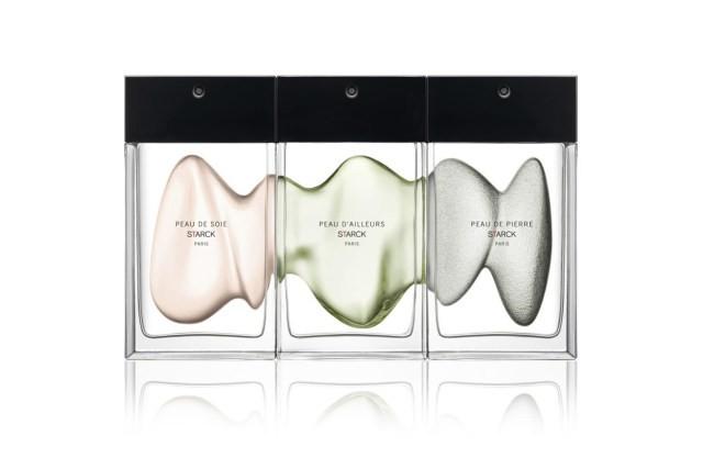 Os perfumes assinados por Philippe Starck (Foto: Divulgação)