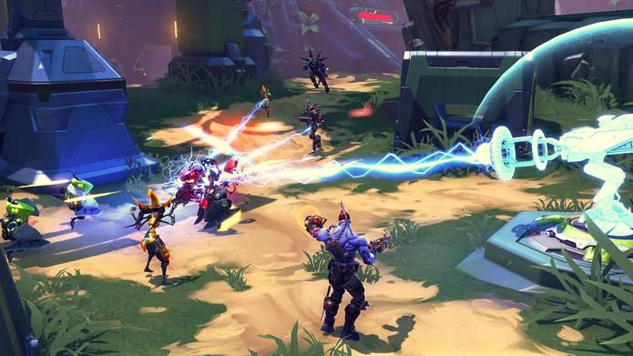 Battleborn (Foto: Divulgação/2K Games)