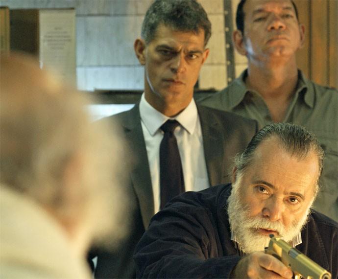Zé Maria também participa do movimento (Foto: TV Globo)