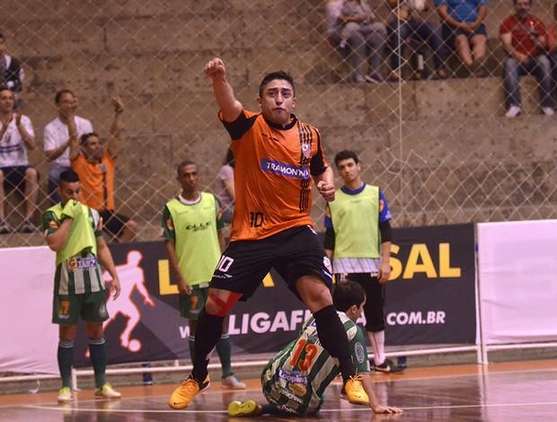 Sinoê Carlos Barbosa Cabo Frio Liga Futsal (Foto  Ulisses Castro Jornal  Contexto) a32ec25027365