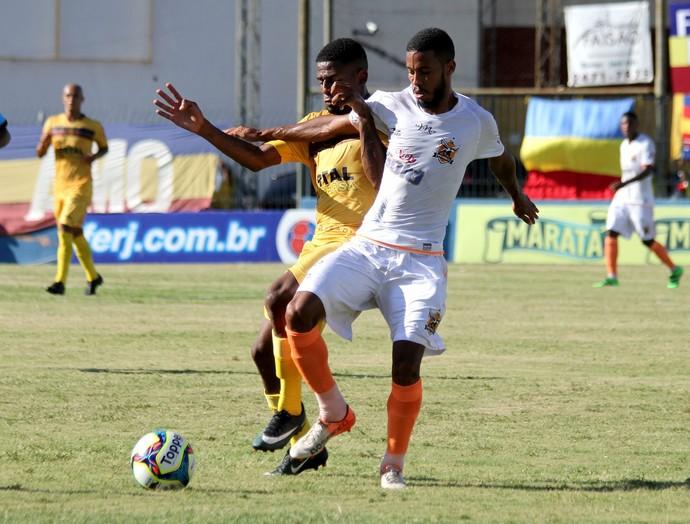 Madureira e Nova Iguaçu empatam pela Taça Guanabara (Foto: Divulgação)