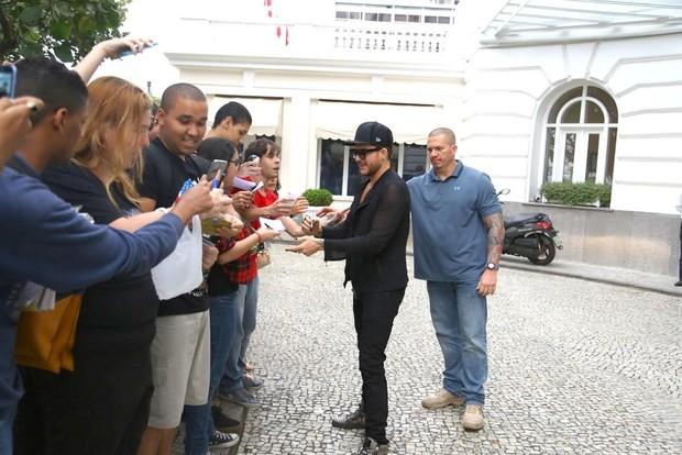 Queen e Adam Lambert (Foto: Gabriel Reis / Ag. News)