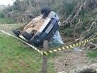 Bebê de oito meses morre e outras 4 pessoas se ferem em acidente no RS