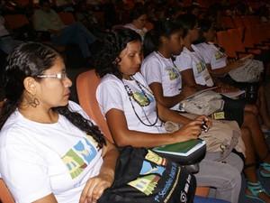 Professores da educação básica e alunos participam de II Seminário do Parfor, na UFPA (Foto: Divulgação)