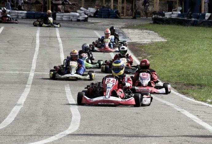 Etapa de Kart tem 30 pilotos inscritos na competição divididos em cinco categorias (Foto: Divulgação)