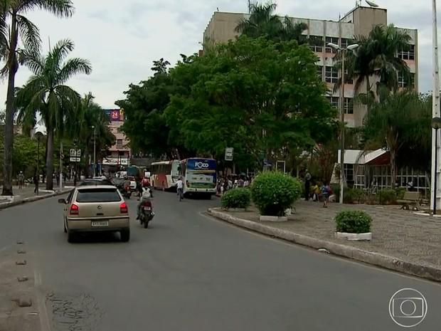 Sete Lagoas (Foto: Reprodução/TV Globo)