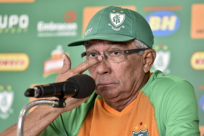 Givanildo Oliveira; América-MG (Foto: Divulgação/AFC)