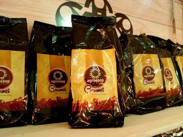 Cooperativa produz primeiro café 100% conilon do Brasil (Foto: Divulgação/ Agrocoop)