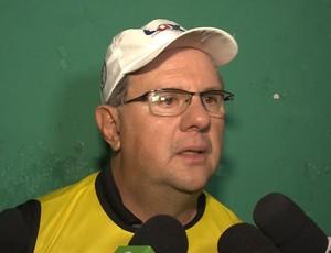 Marcelo Vilar, treinador do Treze (Foto: Reprodução / TV Paraíba)
