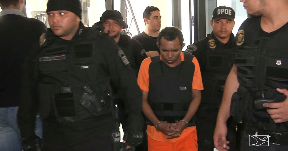 Lavrador acusado de matar escrivã da Polícia Civil é julgado em Caxias - notícias em Maranhão
