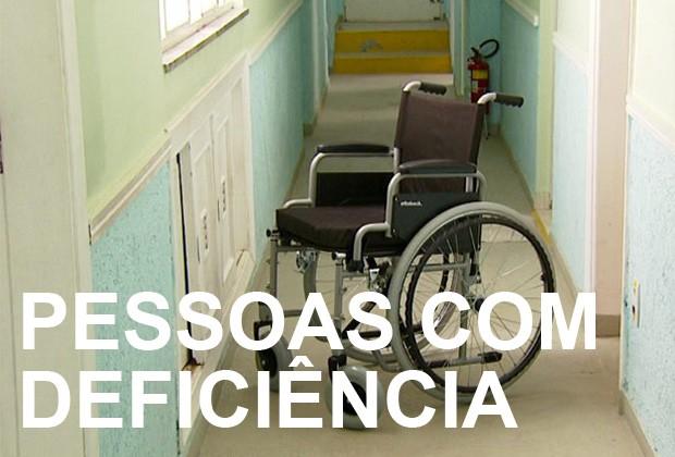 Selo - Pessoas com deficiência  (Foto: Toni Mendes/ EPTV)