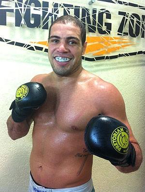 Thales Leites lutador MMA (Foto: Ana Hissa / SporTV)