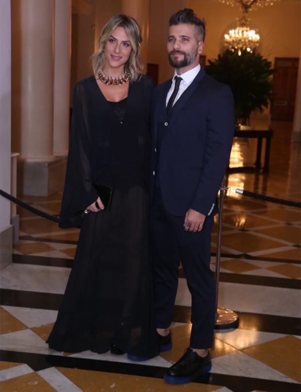 Giovanna Ewbank e Bruno Gagliasso (Foto: Anderson Borde/AgNews)