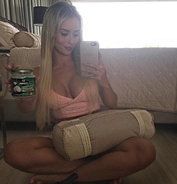 Letícia Santiago (Foto: Reprodução/Instagram)