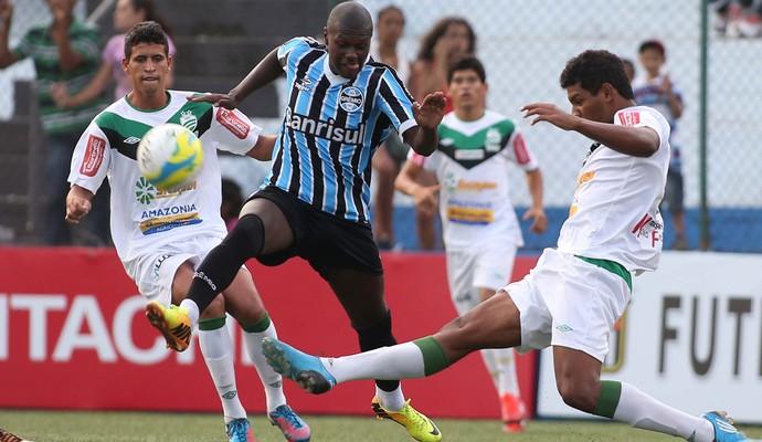 Copinha - Luverdense x Grêmio (Foto: Marcos Bezerra/Futura Press)