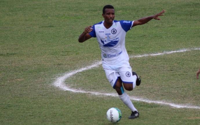 Parnahyba x CSA - Gilmar Bahia (Foto: Wenner Tito )