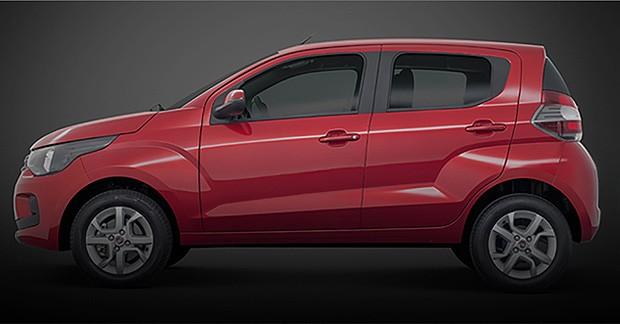 Fiat Mobi (Foto: Reprodução)