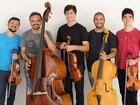 Quinteto da Paraíba lança novo site e documentário em João Pessoa