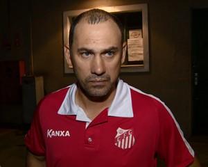 Antonio Picoli técnico Capivariano (Foto: Oscar Herculano Jr / EPTV)