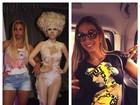Valesca Popozuda manda parabéns para Lady Gaga em rede social
