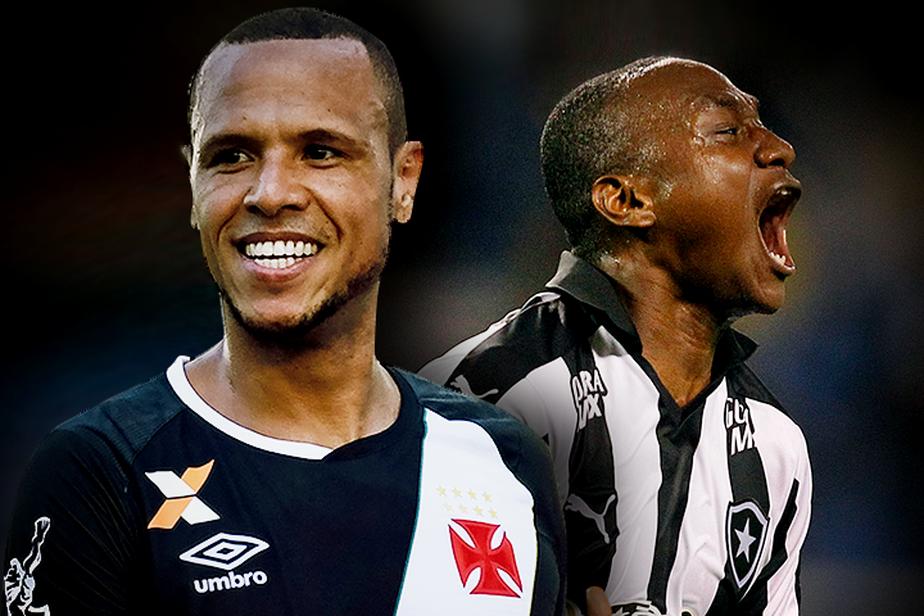 Prova dos 9: nos pés dos homens-gol, Vasco e Bota decidem Taça Rio