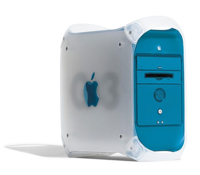 PowerMac G3 é um dos computadores com design icônico da Apple (Foto; Reprodução/Elson de Souza)