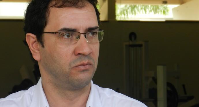 Reunião na próxima semana define se UEC participa da Taça Minas (Foto: Felipe Santos/GLOBOESPORTE.COM)