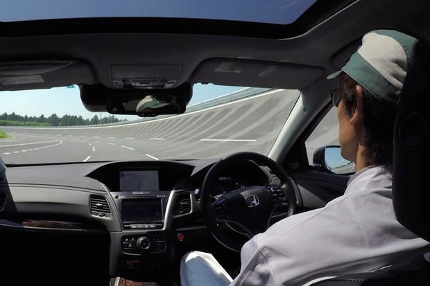Honda planeja incluir autonomia nível 4 em seus carros  (Foto: Divulgação)