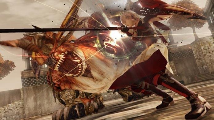 Lightning Returns: Final Fantasy 13 (Foto: Divulgação)