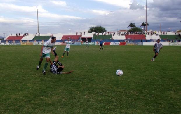 Treze, Nacional-PB, Campeonato Paraibano, Paraíba (Foto: Damião Lucena / Globoesporte.com/pb)