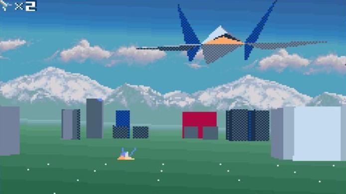 Star Fox no Super Nintendo foi o primeiro game 3D nos consoles (Foto: Reprodução/FNintendo)