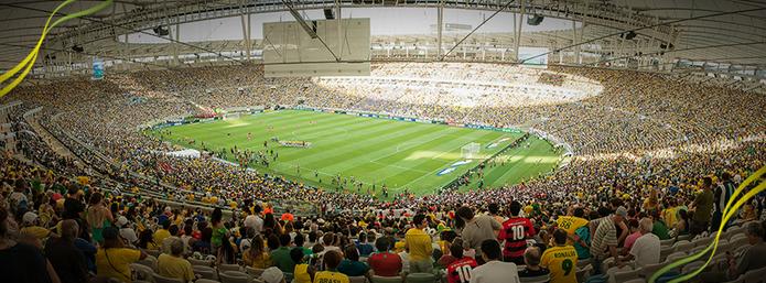 Maracanã (Foto: Reprodução/Maracanã)