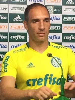 Fernando Prass Palmeiras (Foto: Tossiro Neto)
