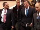 Nicolas Sarkozy anuncia aumento de impostos na França e pede coragem
