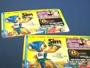 carteirinha de estudante (Foto: Reprodução/TV Tapajós)