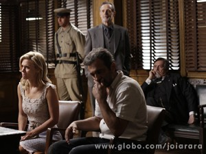 Será que Ioiô e Mundo vão parar atrás das grades? (Foto: Fábio Rocha/TV Globo)