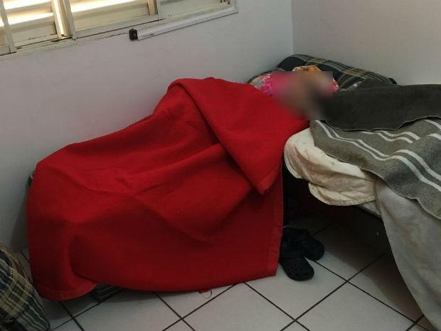 Polícia investiga maus tratos em clínica de Sorocaba (Foto: Hudson Bracher Beilke/Conselho do Idoso)