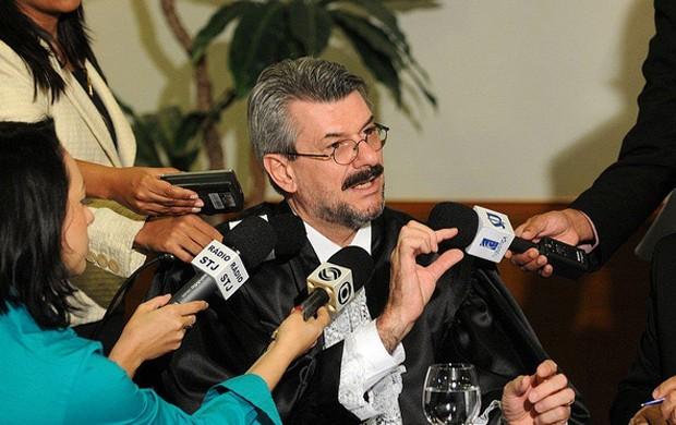marco buzzi (Foto: Assessoria / STJNotícias)