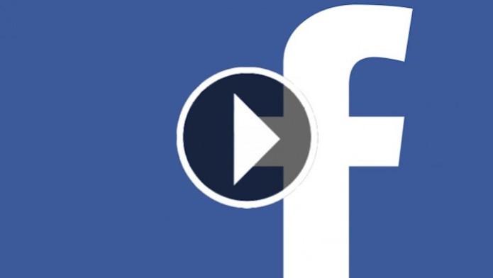 Facebook investe em vídeos e deixa página parecida com o YouTube (Foto: Reprodução/Facebook)