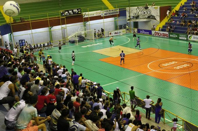 Copa TV Grande Rio de Futsal (Foto: Henrique Almeida)