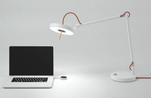 Empresa cria luminária capaz de transmitir internet via luz