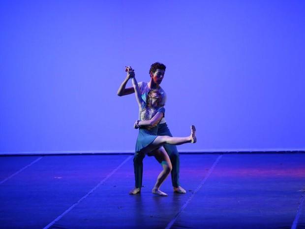 Apresentação levou dupla de Assis à final do VKIBC (Foto: Fátima Barbosa/Arquivo Pessoal)