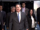 Em discurso no Senado, vice de Aécio rechaça diálogo com Dilma