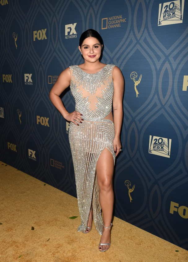 Ariel Winter na festa pós-Emmy, em 2016 (Foto: Emma McIntyre/Getty Images)