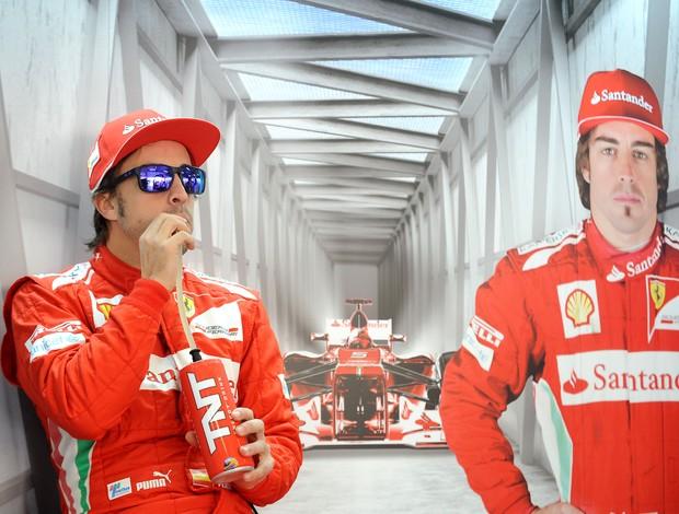 Fernando Alonso Ferrari (Foto: Scuderia Ferrari)